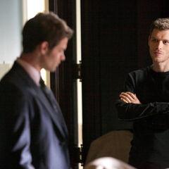 Klaus and Elijah
