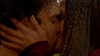 Damon and Elena 8x16 (HD) Reunion Stefan's funeral