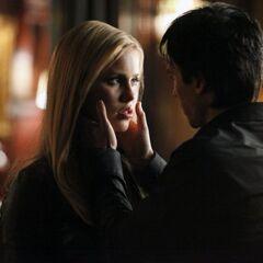 Rebekah and Damon 3x17