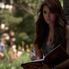 Elena's new diary