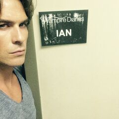 Ian Somerhalder July 7, 2015