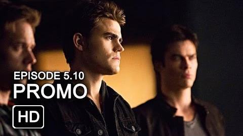 The Vampire Diaries 5x10 Promo - Fifty Shades of Grayson HD Mid-Season Finale