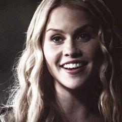 Rebekah happy