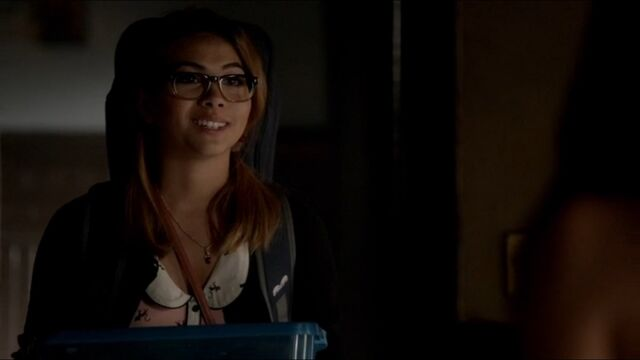 Image - Megan TVD 1x01.jpg | The Vampire Diaries Wiki ...