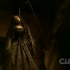 Katerina hangs herself.