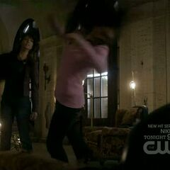 Rose slapping Elena