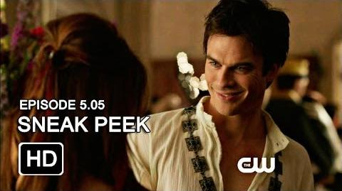 The Vampire Diaries 5x05 Webclip - Monster's Ball HD