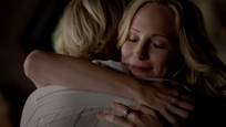 Liz and Caroline.,.