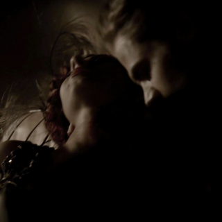 <b>Unnamed woman</b><br />She appeared during 1920s flashback where Stefan killed her.