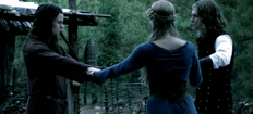 Rebekah, Elijah & Klaus