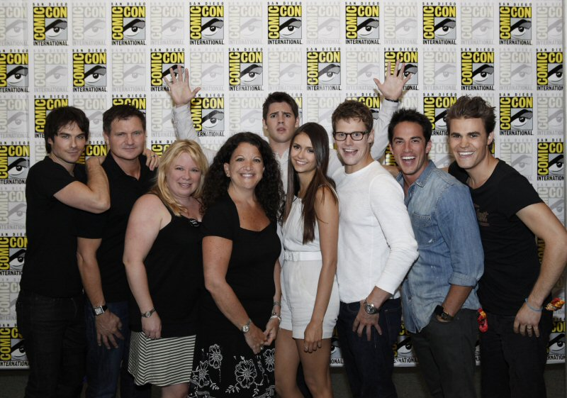 The Vampire Diaries Cast Who s Dated Who