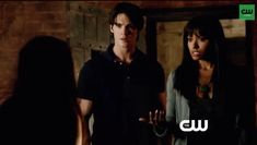 Amara, Jeremy and Bonnie - 5x07