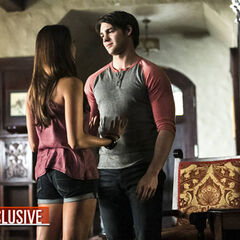 Elena and Jeremy