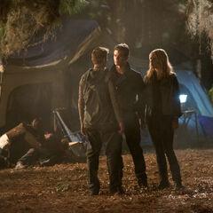 Rebekah and Elijah meet Cary