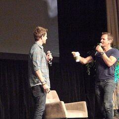 Nathaniel and Sebastian