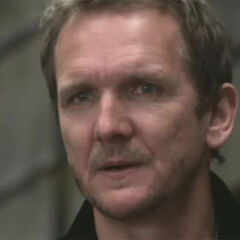 Roché on his final appaerence as Balthazar (Supernatural)