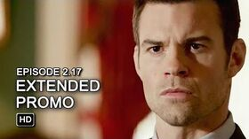 The Originals 2x17 Extended Promo - Exquisite Corpse HD
