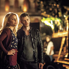 Camille and Klaus
