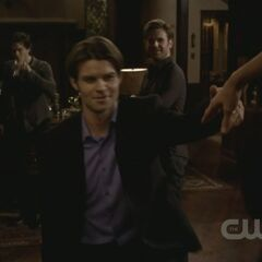 Damon, Alaric and Elijah