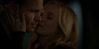 Alaric and Caroline