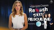 "The Vampire Diaries - Rehash ""Rescue Me"""