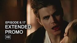 The Vampire Diaries 6x17 Extended Promo - A Bird in a Gilded Cage HD