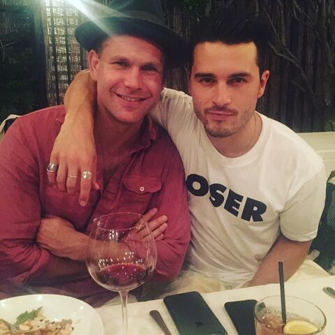 File:2016-07-15 4 Matt Davis Michael Malarkey.jpg