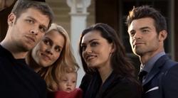 Klaus-Rebekah-Hayley and Elijah 2x09-