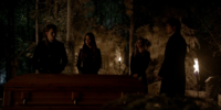 Lily Salvatore's Funeral