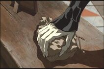 Vampire Hunter D - Bloodlust bag of gold coins