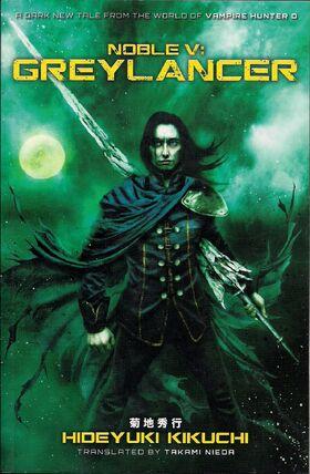 Noble V Greylancer Front Cover