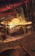Castle Mars explosion
