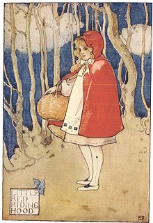220px-Little Red Riding Hood - Project Gutenberg etext 19993