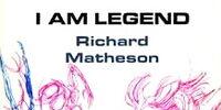 I Am Legend (novel)