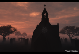 The darken church by k d c-d3z179h