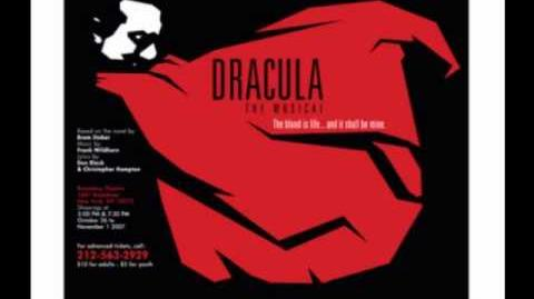 Dracula, the Musical on Broadway Fresh Blood