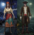The Pirate Set