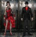 The Tango set