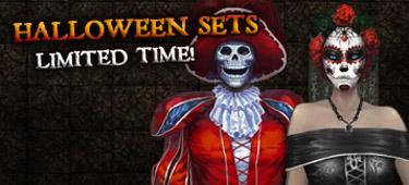 Halloween Avatar Ad