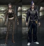 The Leather Punk Set