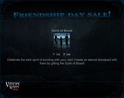 Friendship Day Sale promo