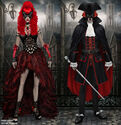 The Gothic Masquerade set