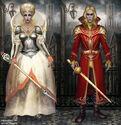 The Vampire Emperor set
