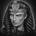 Rameses' Arrogance BW