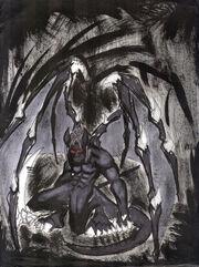Angelo's Hell-Vampire form