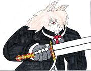 Voderick, Vamwolf 1
