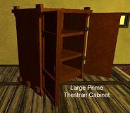 Large Prime Thestran Cabinet