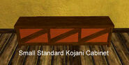 Small Standard Kojani Cabinet