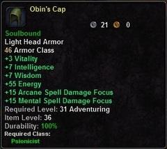 Odin's Cap