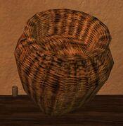 Large firegrass thestran basket